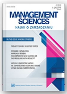 Stages and areas of the use of IT tools supporting the management of IT projects