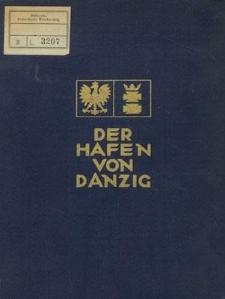 Der Hafen von Danzig