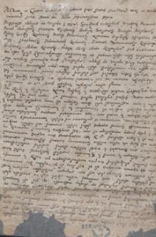 Miscellanea historyczne z lat 1606-1676. XVII w. K. 844