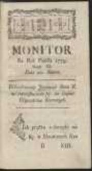 Monitor. R.1779 Nr 20