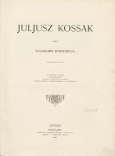 Juljusz Kossak