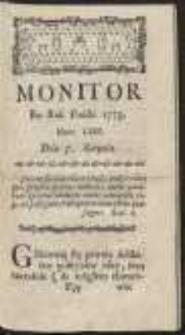 Monitor. R.1779 Nr 63