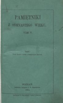 Drugi rozbiór Polski : z pamiętników Sieversa