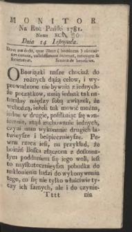 Monitor R.1781 Nr 90
