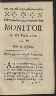 Monitor. R.1782 Nr 4