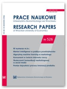 Pomiar dojrzałości procesu innowacji produktu – wnioski z realizacji badań empirycznych