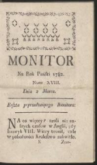 Monitor. R.1782 Nr 18