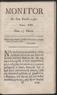 Monitor. R.1782 Nr 21