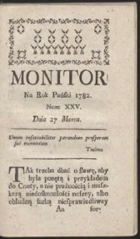 Monitor. R.1782 Nr 25