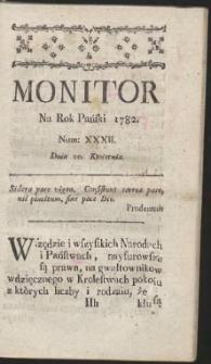 Monitor. R.1782 Nr 32