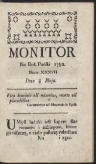Monitor. R.1782 Nr 37