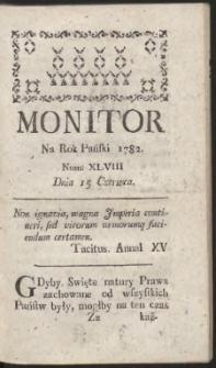 Monitor. R.1782 Nr 48