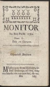 Monitor. R.1782 Nr 50