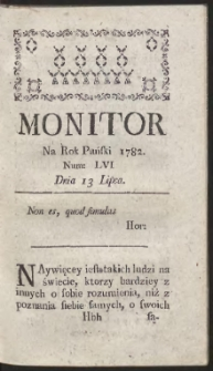 Monitor. R.1782 Nr 56