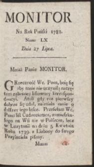 Monitor. R.1782 Nr 60