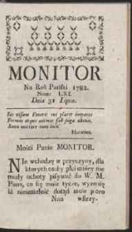 Monitor. R.1782 Nr 61