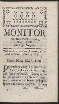 Monitor. R.1782 Nr 62