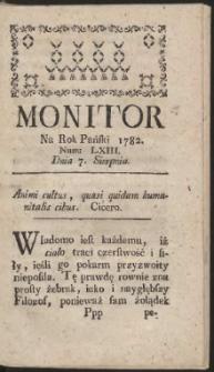 Monitor. R.1782 Nr 63