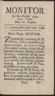 Monitor. R.1782 Nr 64