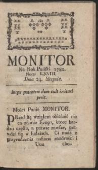 Monitor. R.1782 Nr 68