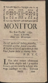 Monitor. R.1782 Nr 76