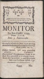 Monitor. R.1782 Nr 80