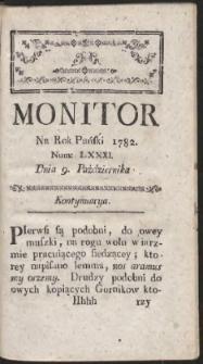 Monitor. R.1782 Nr 81