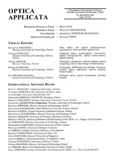 The study of the good polishing method for polymer SU-8 waveguide