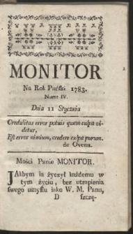 Monitor. R.1783 Nr 4