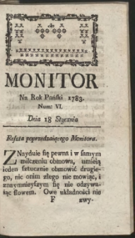 Monitor. R.1783 Nr 6