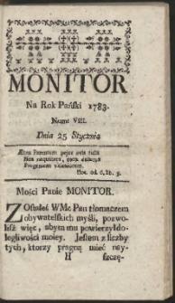 Monitor. R.1783 Nr 8