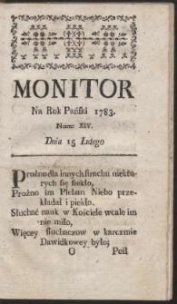 Monitor. R.1783 Nr 14
