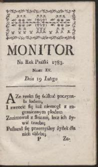 Monitor. R.1783 Nr 15