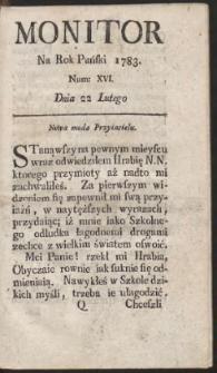 Monitor. R.1783 Nr 16