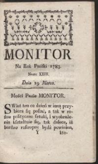 Monitor. R.1783 Nr 23
