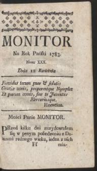 Monitor. R.1783 Nr 30