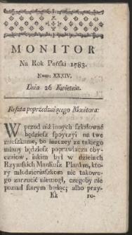 Monitor. R.1783 Nr 34