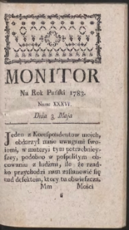 Monitor. R.1783 Nr 36