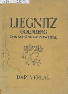 Liegnitz, Goldberg, das schöne Katzbachtal