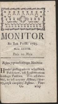 Monitor. R.1783 Nr 38