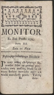 Monitor. R.1783 Nr 41