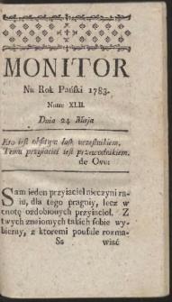 Monitor. R.1783 Nr 42