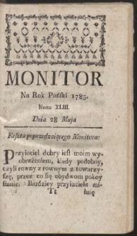 Monitor. R.1783 Nr 43