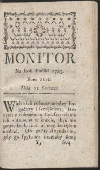 Monitor. R.1783 Nr 47