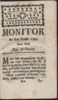 Monitor. R.1783 Nr 49