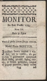 Monitor. R.1783 Nr 55