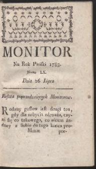 Monitor. R.1783 Nr 60