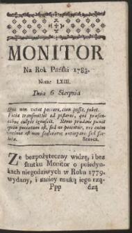 Monitor. R.1783 Nr 63
