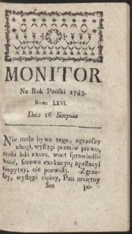 Monitor. R.1783 Nr 66