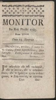 Monitor. R.1783 Nr 68